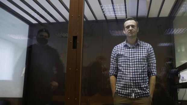Rechazan el recurso de Navalni que pretendía anular su actual sentencia de cárcel