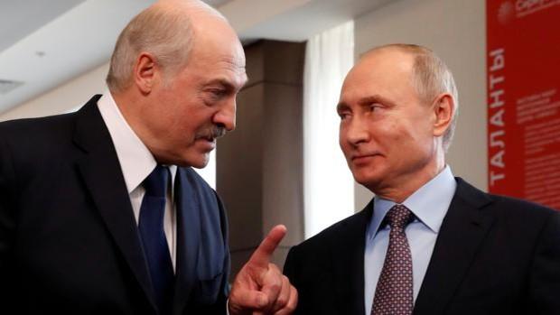Lukashenko visita hoy a Putin para pedirle más ayuda