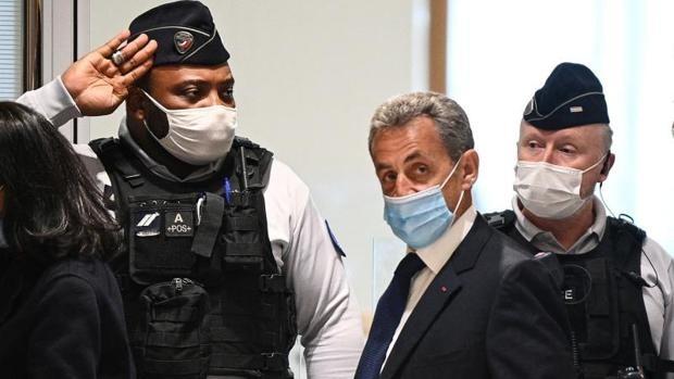 El calvario judicial que afronta Sarkozy por una decena de escándalos