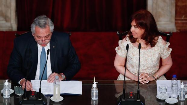 Alberto Fernández se querellará contra Macri por el préstamo del FMI