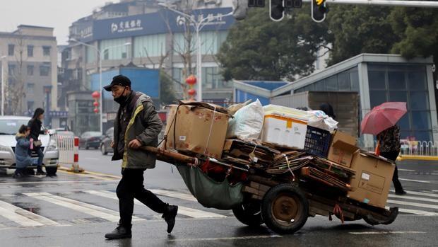 Con cuatro euros al día, ya no hay pobres en China