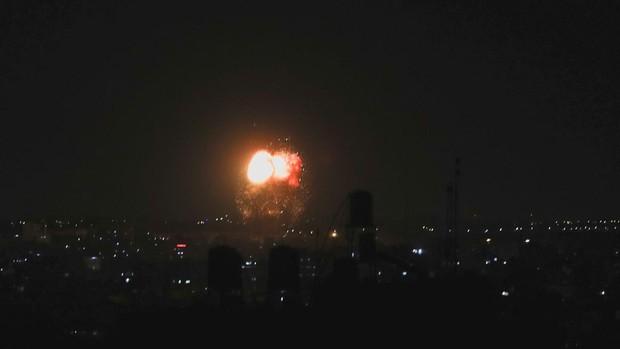 Israel lanza nuevos ataques aéreos sobre supuestos objetivos de Hamás en el norte de Gaza
