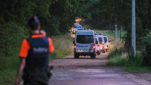 Encuentran muerto al militar belga buscado por extremista