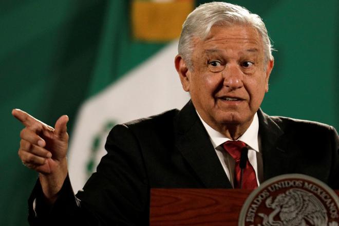 El presidente de México, Andrés Manuel López Obrador, evita hablar del aborto y el matrimonio gay