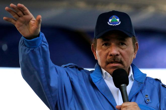 Ortega busca ahora votos entre los evangélicos