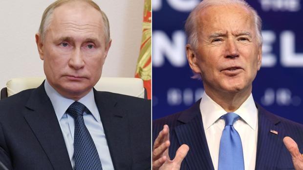 Biden responde al ciberataque ruso con una llamada a Putin