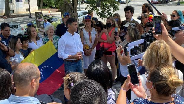 EE.UU. boicotea los intentos del chavismo de dividir a la oposición