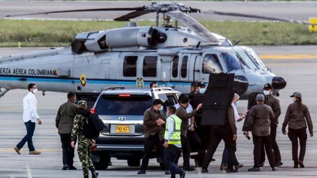 Iván Duque pide a EE.UU. que declare a Venezuela país promotor del terrorismo