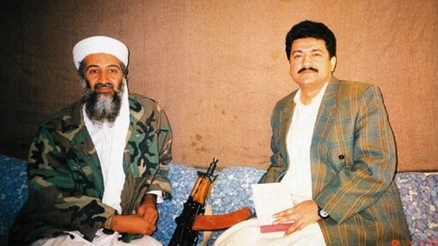 Hamid Mir: «Bin Laden predijo que los talibanes recuperarían Kabul, aliándose con Irán y China»