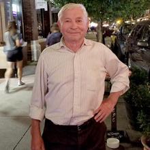 Jimmy Sanz, owner of several restaurants in Manhattan