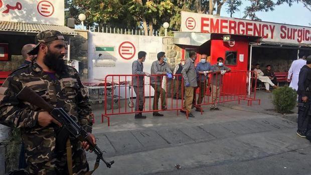 Kabul sufre su primer atentado mortal desde la llegada de los talibanes