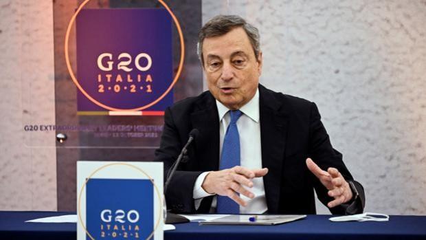 G-20: La Unión Europea dará mil millones de dólares a Afganistán para evitar la catástrofe humanitaria