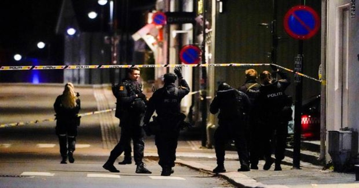 Varios muertos y heridos tras el ataque de un hombre con arco y flechas en  Noruega