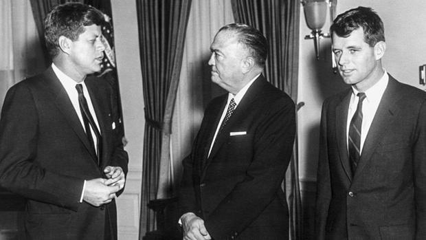 Edgar Hoover, el creador «fake» del FBI