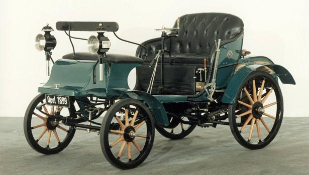 Opel Patent Motor Car, System Lutzmann