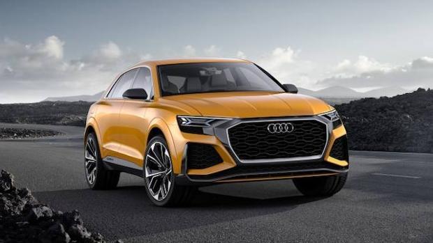 El Audi Q8 sport concept adelanta las líneas del futuro Audi Q8