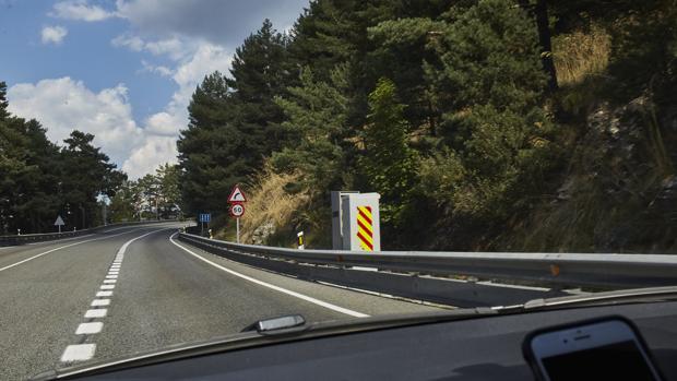 Radar en Madrid
