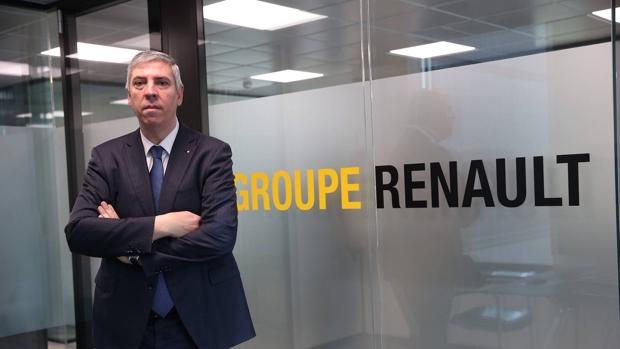 De Meo refuerza a De los Mozos en Renault ampliando sus responsabilidades