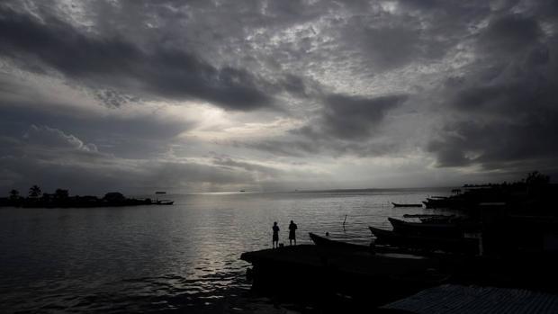 El mar se traga el archipiélago de San Blas