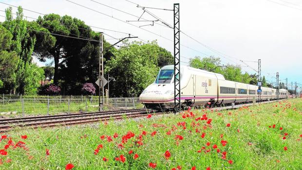 Trenes más sostenibles