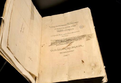 """Las pruebas corregidas del """"Regimiento de navegación"""" de Escalante de Mendoza, uno de los tratados más afamados surgidos de la Casa de Contratación"""