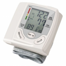 The blood pressure monitor is especially useful to know if there are problems with hypertension.  / Aliexpress