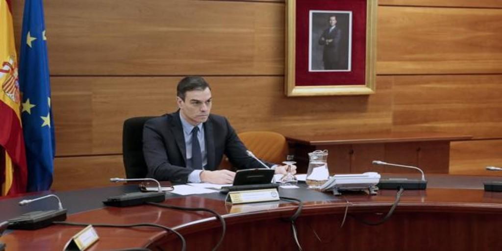 Sánchez exige apoyo a quienes desprecia