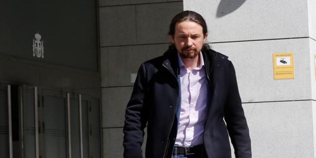La justicia se acerca a Podemos