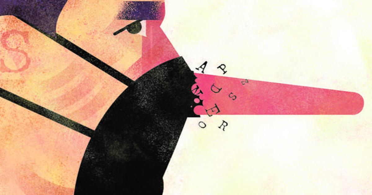 Gabriel Albiac: El que siempre miente