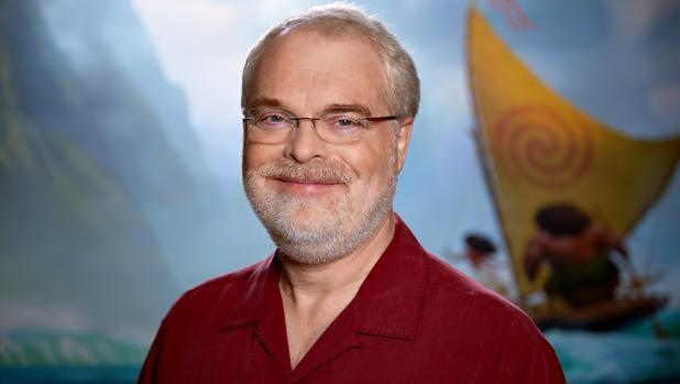 Ron Clements, director de «Vaiana», nominada al Oscar como mejor película de animación