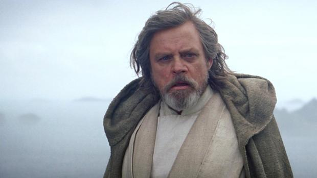 Mark Hamill, Luke Skywalker en la saga