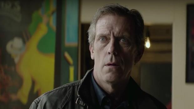 Hugh Laurie se meterá en la piel de Eldon Chance, el protagonista de esta serie que se estrena en Calle 13