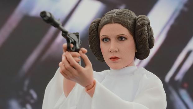 La muerte de Carrie Fisher ha sido uno de los principales temas a solucionar por parte de Disney