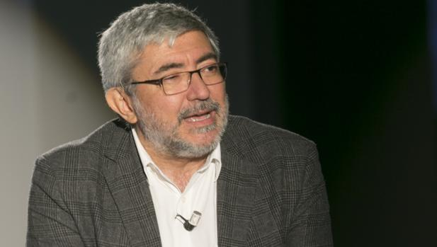 Fernando López Puig, responsable del área de ficción de TVE