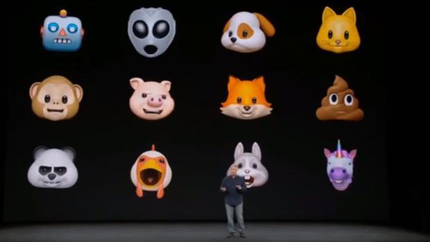 Preentación del iPhone X