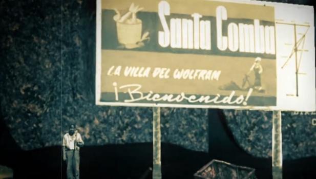Fotograma del documental «La batalla desconocida»