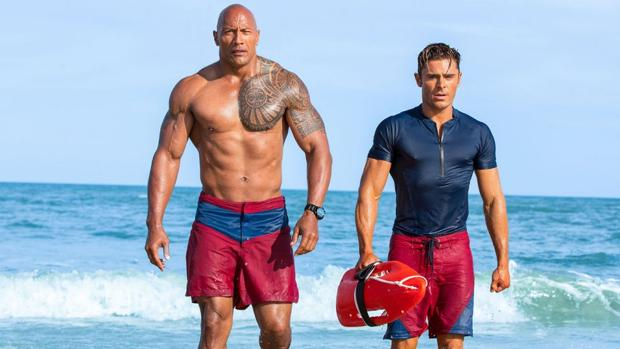 Baywatch, una de las peores películas del año 2017