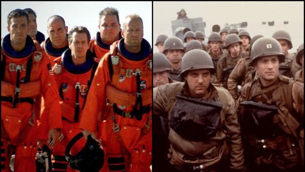 «Armageddon» y «Salvar al soldado Ryan», entre otras, celebran su vigésimo aniversario