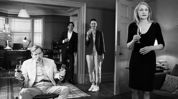 Timothy Spall, Cillian Murphy, Emily Mortimer y Patricia Clarkson