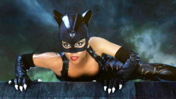 Halle Berry como Catwoman