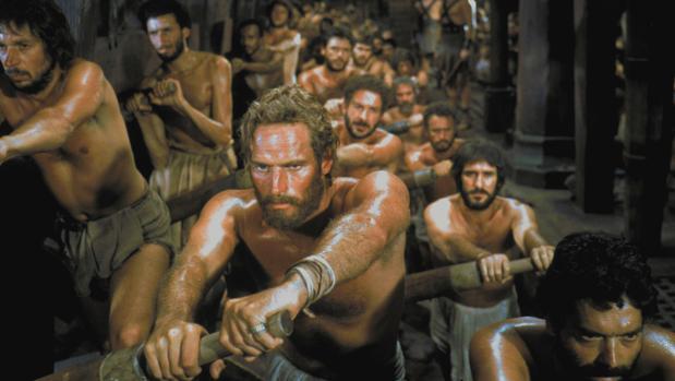 «Ben-Hur», un clásico en el cine de Semana Santa