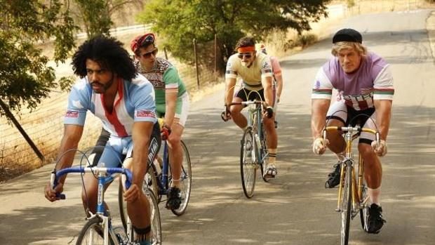 Tour de Pharmacy es una parodia sobre el dopaje en el ciclismo