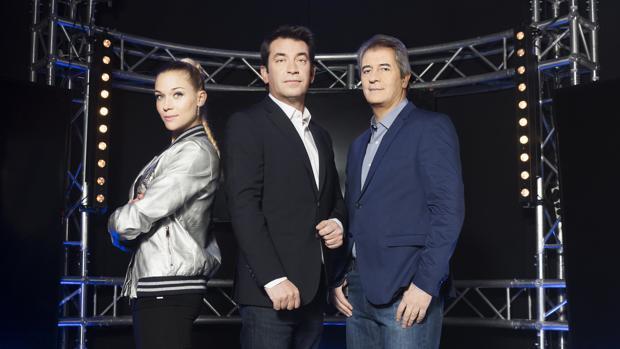 Patricia Montero, Arturo Vals y Manolo Lama serán los presentadores del formato