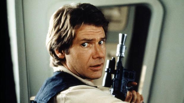 Harrison Ford, Han Solo en «El retorno del Jedi»