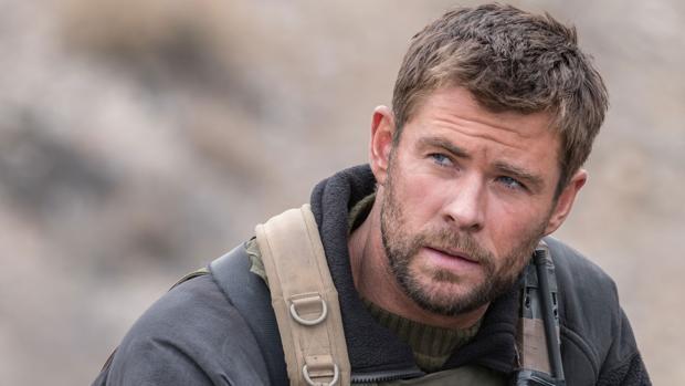 Chris Hemsworth, en «12 valientes»