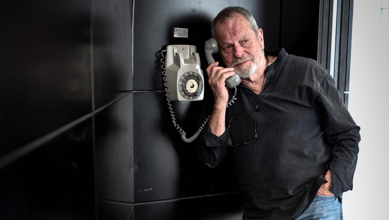 Terry Gilliam, en una foto de archivo
