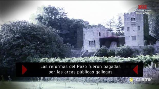 El Pazo de Meirás es una finca gallega que sigue en manos de la familia Franco