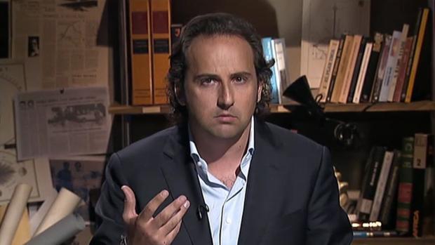 Iker Jiménez, presentador de «Cuarto Milenio»