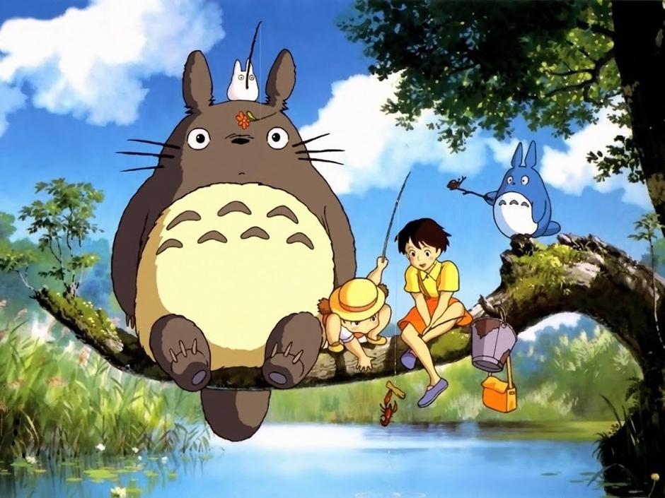 La leyenda negra que persigue a «Mi vecino Totoro»