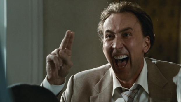 Nicolas Cage en «Teniente corrupto»